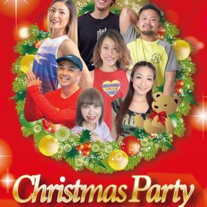 イベント 12/19 Christmas party