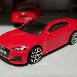 Audi RS5 TYPE F5 (Hot WHeels)