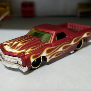1971 CHEVROLET El Camino SS (Hot WHeels)