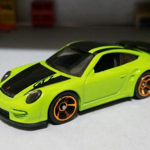 PORSCHE 911 GT2 TYPE997 (Hot WHeels)