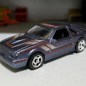 1984 Ford  MUSTANG SVO (Hot WHeels)