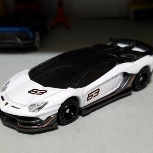 Lamborghini AVENTADOR SVJ63 初回特別仕様 (トミカ)