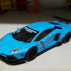 Lamborghini LB★WORKS AVENTADOR (MINIGT)