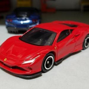 Ferrari F8 TRIBUTO 初回特別仕様 (トミカ)