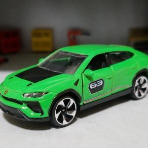 Lamborghini URUS ST-X Concept (MAJORETTE)