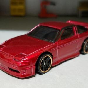 1996 日産 RPS13 180SX タイプX 後期 (Hot WHeels)