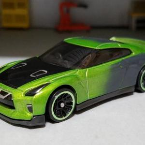2017 日産 R35 GT-R GUACZILLA 2.0 (Hot WHeels)