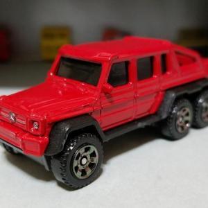 Mercedes-Benz W463 G63AMG 6x6 (MATCHBOX)