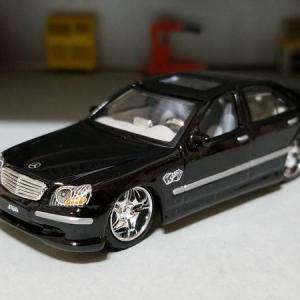 Mercedes-Benz W220 S-Class (Maisto)