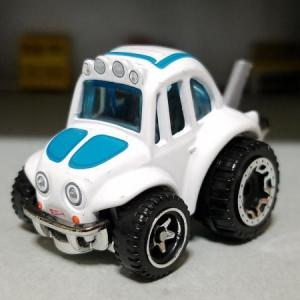 1970 Volkswagen TYPE1 BEETLE BAJA BUG (Hot WHeels)