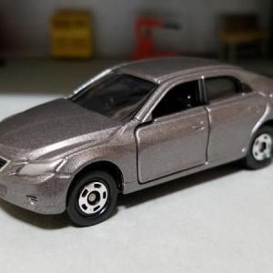 トヨタ GRX130 マークX 250G (トミカ)