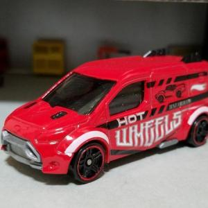 Ford TRANSIT CONNECT 2013 SEMA (Hot WHeels)