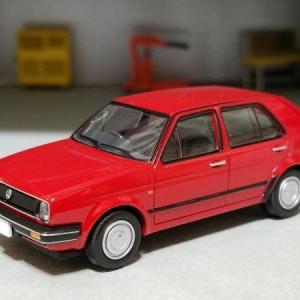 Volkswagen GOLFⅡ CLi (トミカリミテッドヴィンテージNEO)