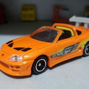 1994 トヨタ JZA80 スープラ ワイルドスピード (ドリームトミカ)