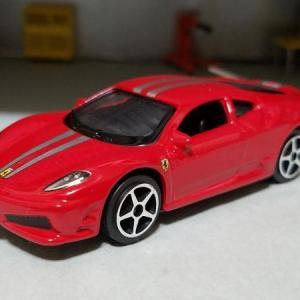 Ferrari F430 SCUDERIA (Burago)