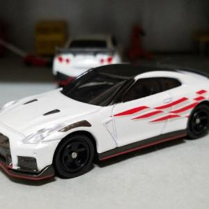 日産 R35 GT-R nismo CARトップ 筑波最速記念 (CARトップTSUTAYA限定特装版トミカ)