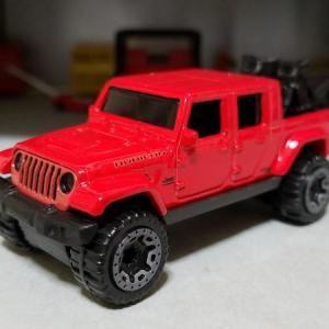 2020 Jeep JT GLADIATOR RUBICON (Hot WHeels)