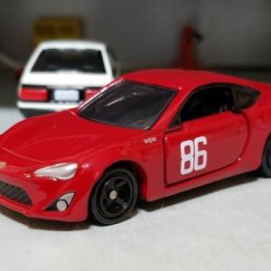 トヨタ86 GT MFゴースト (ドリームトミカ)
