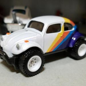 """Volkswagen BEETLE """"BAJA BUG"""" (Hot WHeels)"""