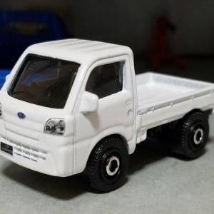 2014 スバル S500J サンバートラック (MATCHBOX)