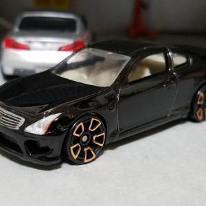 2010 インフィニティ G37S / 日産 V36 スカイラインクーペ (Hot WHeels)
