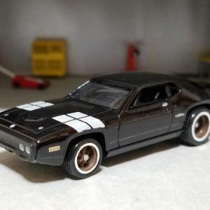 1971 Plymouth GTX (Hot WHeels)