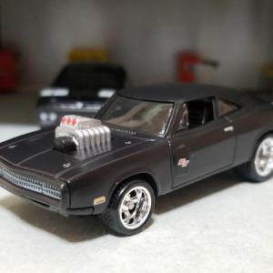 1970 DODGE Charger R/T FAST AND FURIOUS 4 (Hot WHeels)