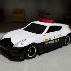 日産 Z34 フェアレディZ nismo 警視庁パトロールカー (トミカ)