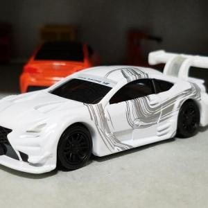 レクサス RC F GT500 (トミカプレミアム)