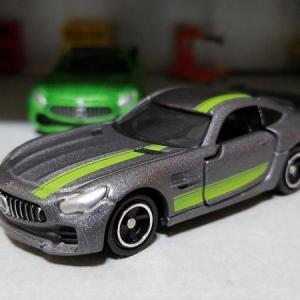 Mercedes-AMG GT R PRO (トイザらスオリジナルトミカ)