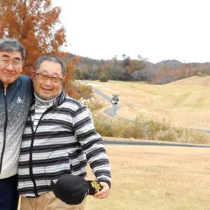 R35 一日曇で寒いゴルフ at 塩屋崎cc