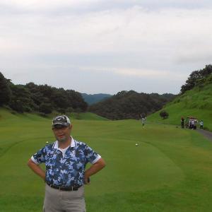 R26 梅雨ゴルフ at BNCC