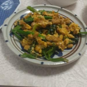 長女初の創作料理