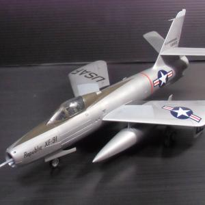書き手はヘンな飛行機が好きです・・・_| ̄|○、;そういう趣味なんだなのXF91