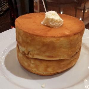 スフレパンケーキの愛