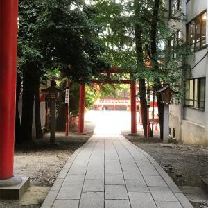 2年ぶりの再訪!コロナ渦の中での新宿花園神社。