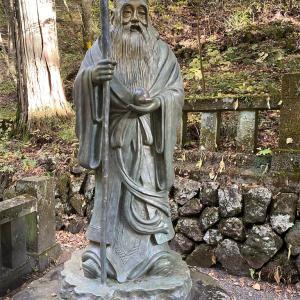 最強パワースポット榛名神社の七福神