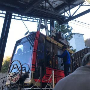 富士山からのパワーをもらいに行った、年末詣でのバスツアー。