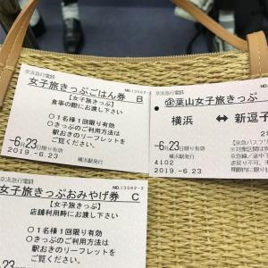 葉山女子旅きっぷでおトクに朝市、グルメ、お土産、そしてパワースポット。