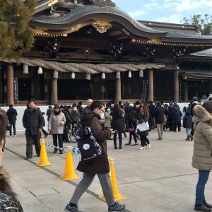 今年も初詣は寒川神社で。