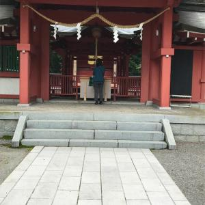 富士の浅間神社5社めぐり後半です。