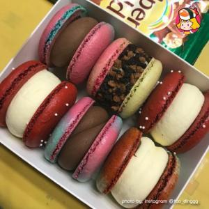 【韓国デザート】可愛くくてボリューミー!韓国美味しいマカロンのお店紹介♥
