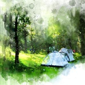 夏の思い出 ~Camping~
