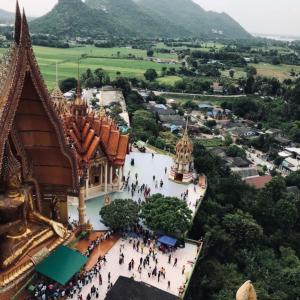 カンチャナブリー旅行 洞窟寺院巡り|かかって来なさい!タイランド