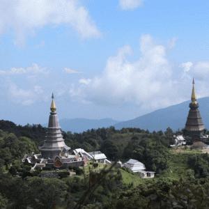チェンマイ タイで一番高い山「ドイ・インタノン」の見所 かかって来なさい!タイランド
