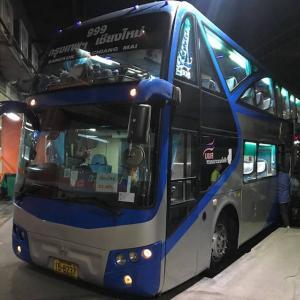 タイの長距離バス VIPじゃなくてファーストクラスで十分な6つの理由|かかって来なさい!タイランド