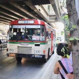 バンコク バスの行き先でちょっとトラブル|かかって来なさい!タイランド