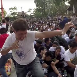 2020年タイの奇祭サクヤン(刺青)祭り コロナウィルスの影響で中止|かかって来なさい!タイランド
