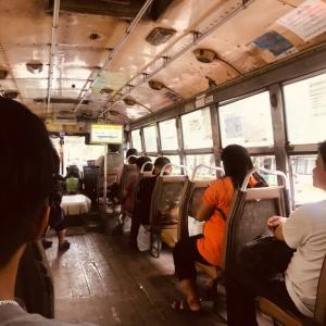 バンコク路線バス よもやま話|かかって来なさい!タイランド