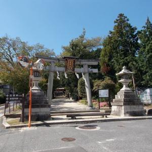 社寺巡礼その876 滋賀・志賀八幡神社